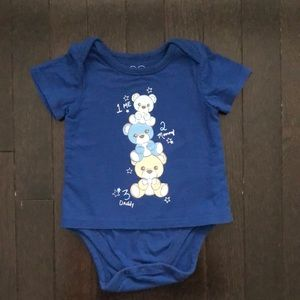 The Children's Place 6-9 month body suit.